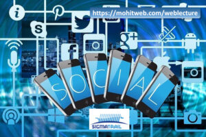 Add visibility with Social Media