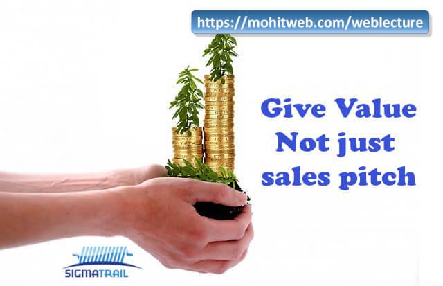 Deliver Value